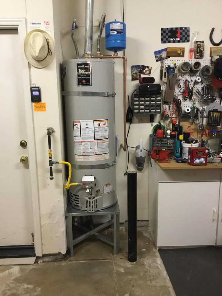 Water Heater Repair Services in Sacramento, CA