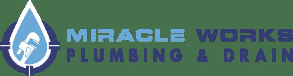 Miracle Works Plumbing & Drain - Business Logo