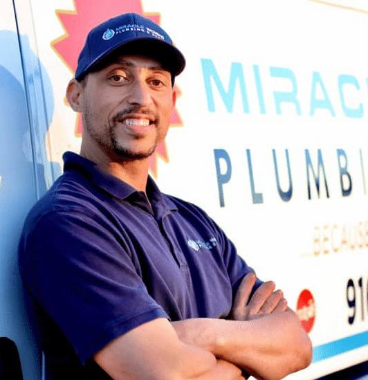 Miracle Works Plumbing & Drain - Plumbing team