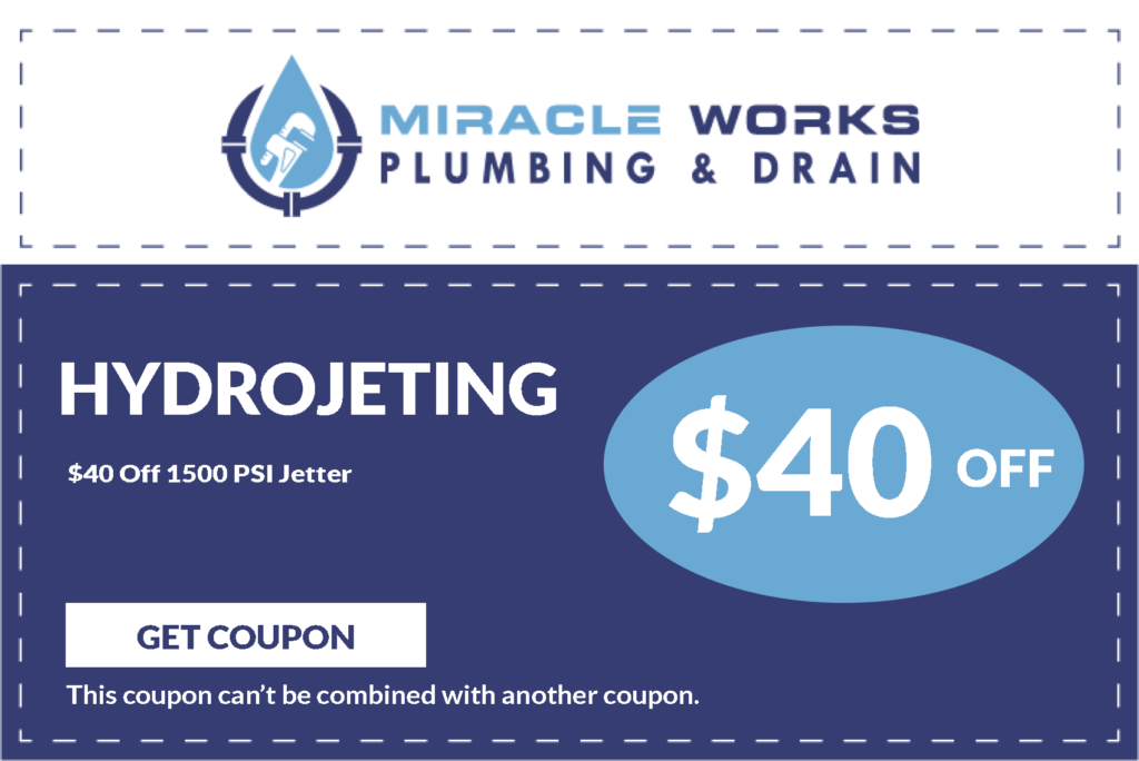 Hydrojetting Services Coupons