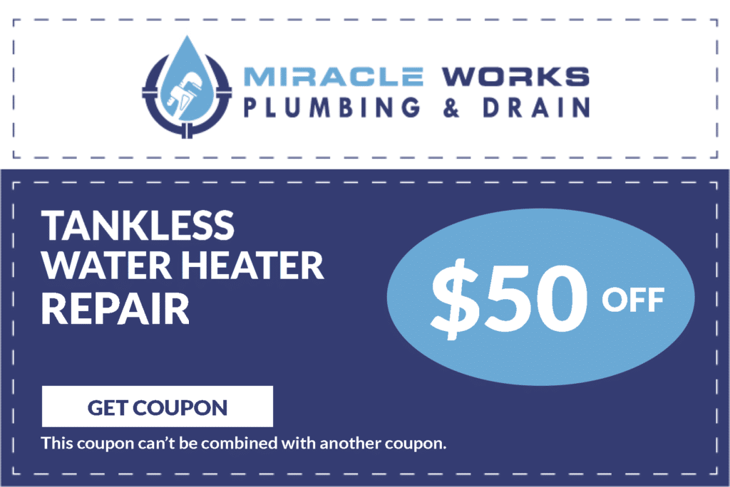 Tankless Water Heater Installation Coupons