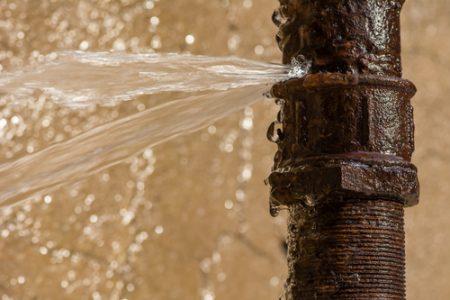 water line repair services
